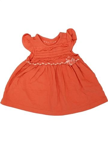 292fff520b5 Robe fille NUTMEG orange 3 mois été  1612440 1