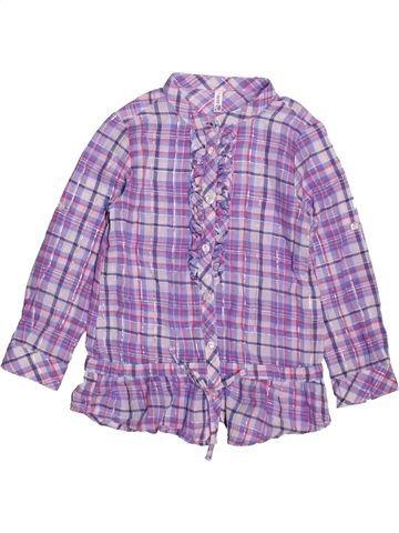818e2d52495db vêtements IDEXE enfant. Blouse manches longues fille IDEXE violet 4 ans  hiver  1682586 1