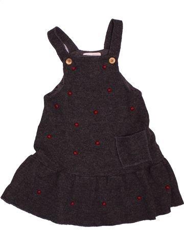 484fb55e490 Robe fille ZARA noir 4 ans hiver  1694543 1
