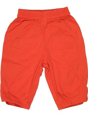 Pantalon fille CAKEWALK orange 12 mois été #799509_1