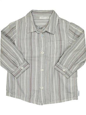 Camisa de manga larga niño MEXX gris 2 años invierno #812111_1