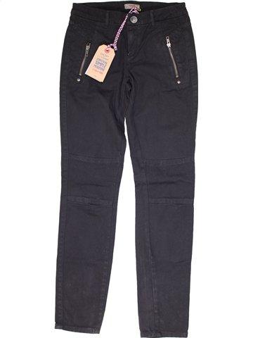 Pantalon fille DDP bleu 14 ans hiver #899238_1