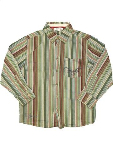 Chemise manches longues garçon KENZO beige 8 ans hiver #914806_1
